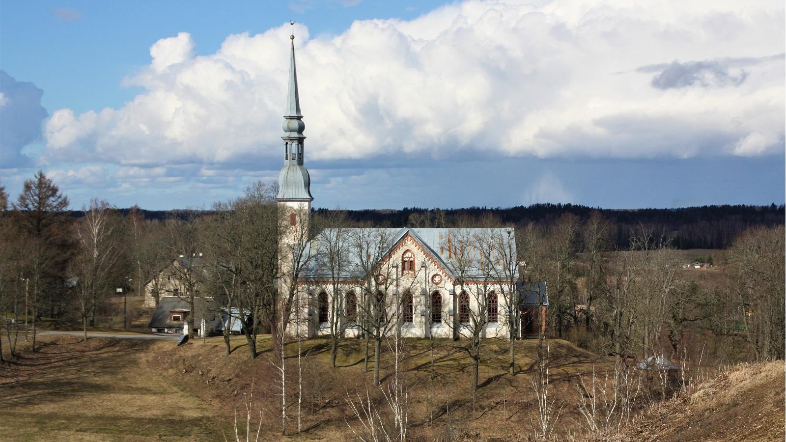 Otepää St Mary's Lutheran Church
